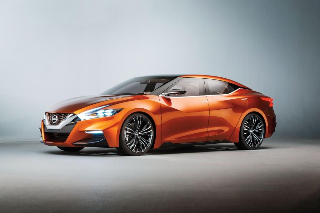 2014 Nissan Sport Sedan Concept