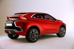 2015 Mitsubishi XR-PHEV II Concept rear