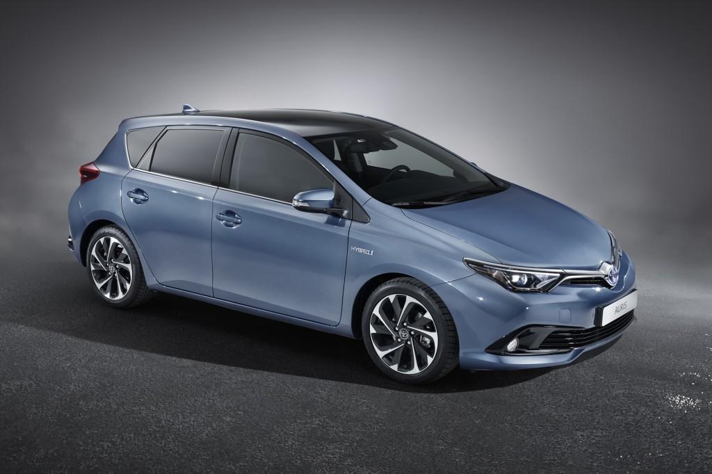 2015 Toyota Auris