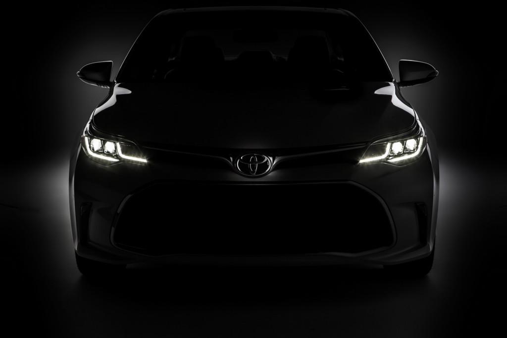 2016 Toyota Avalon Teaser