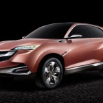 Honda SUV-X Concept