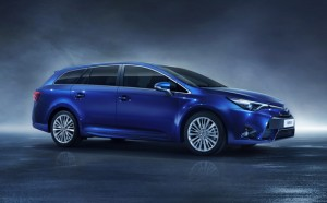 Toyota Avensis Preview