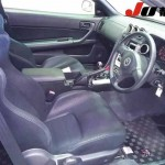 2002 Nissan Skyline GT-R interior