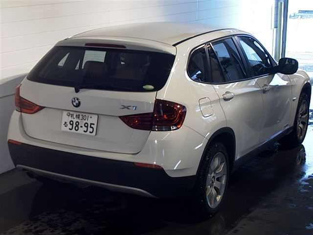 2011 BMW X1 sDrive 18