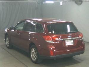 2011 Subaru Outback auction find