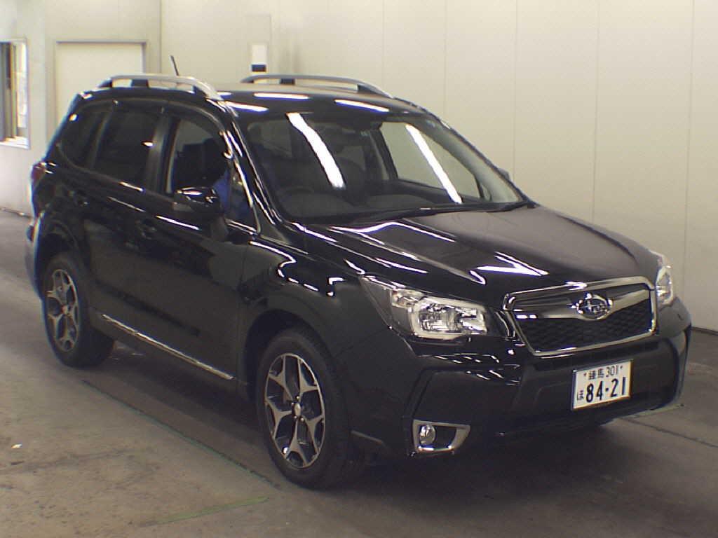 2013 Subaru Forester 2.0XT