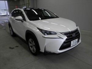 2014 Lexus NX