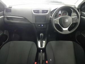 2014 Suzuki Swift RS interior