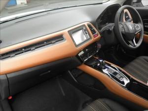 2015 Honda Vezel HybridZ interior