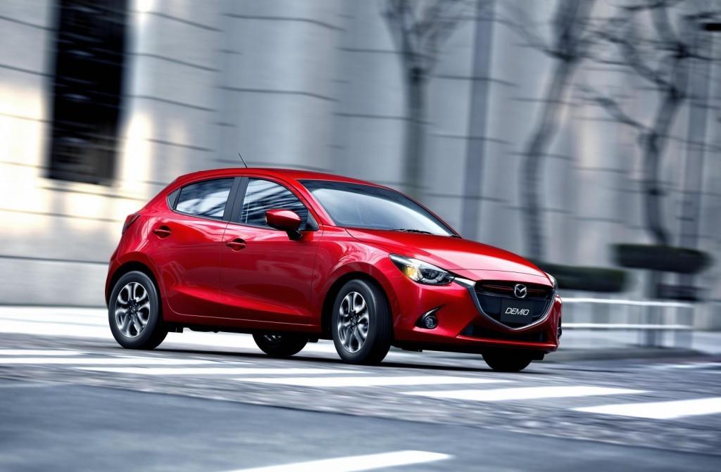 2015 Mazda2 hatchback