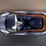2015 Nissan Sway Concept floating roof
