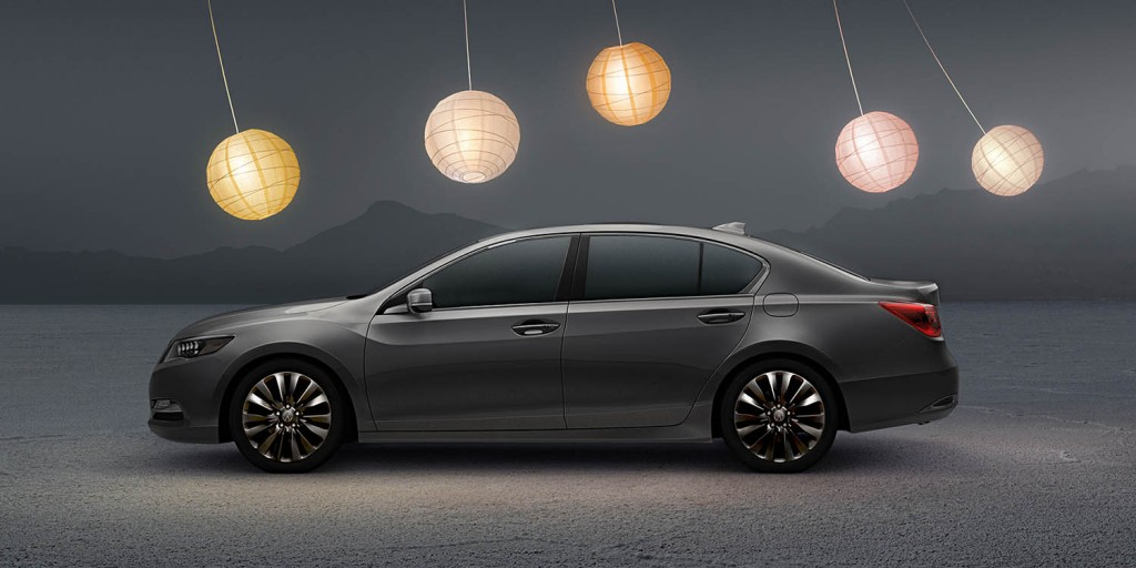 2016 Acura RLX Technology Package