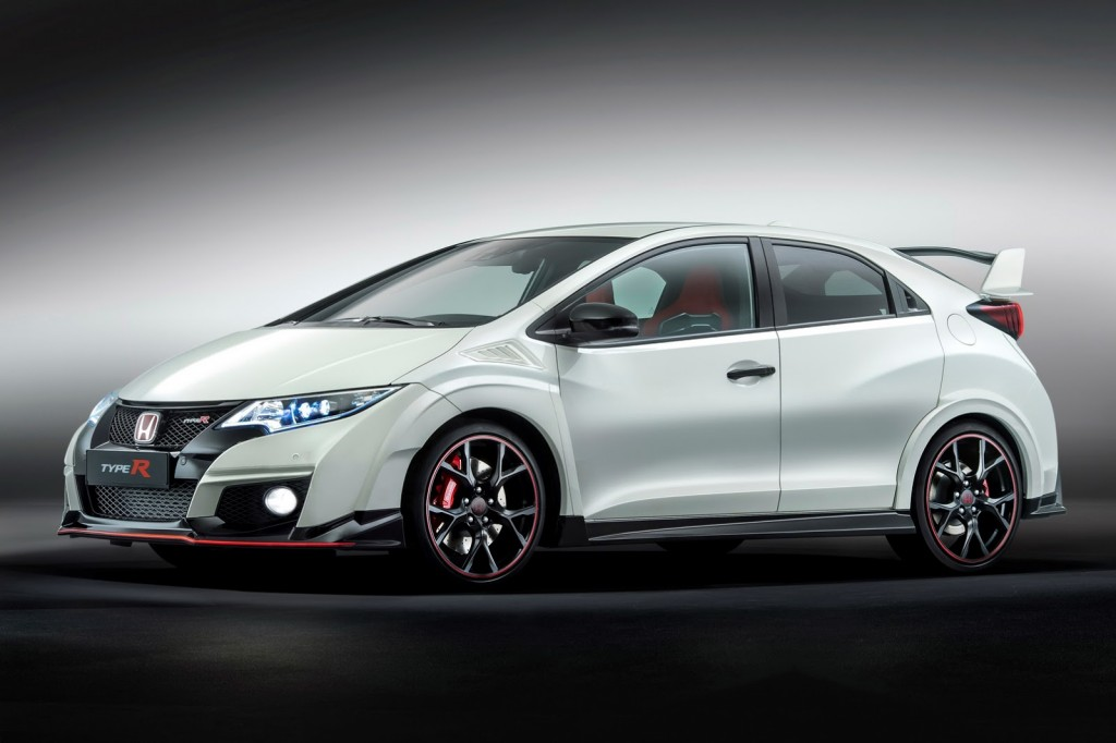 2016 Honda Civic Type-R