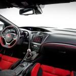 2016 Honda Civic Type-R interior