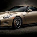 2016 Nissan GT-R Gold Edition