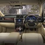 2016 Toyota Camry Extremo interior