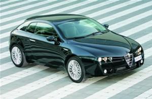 Alfa Romeo Brera Pininfarina plant