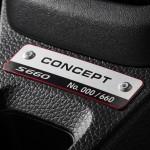 S660 Concept Edition plaque