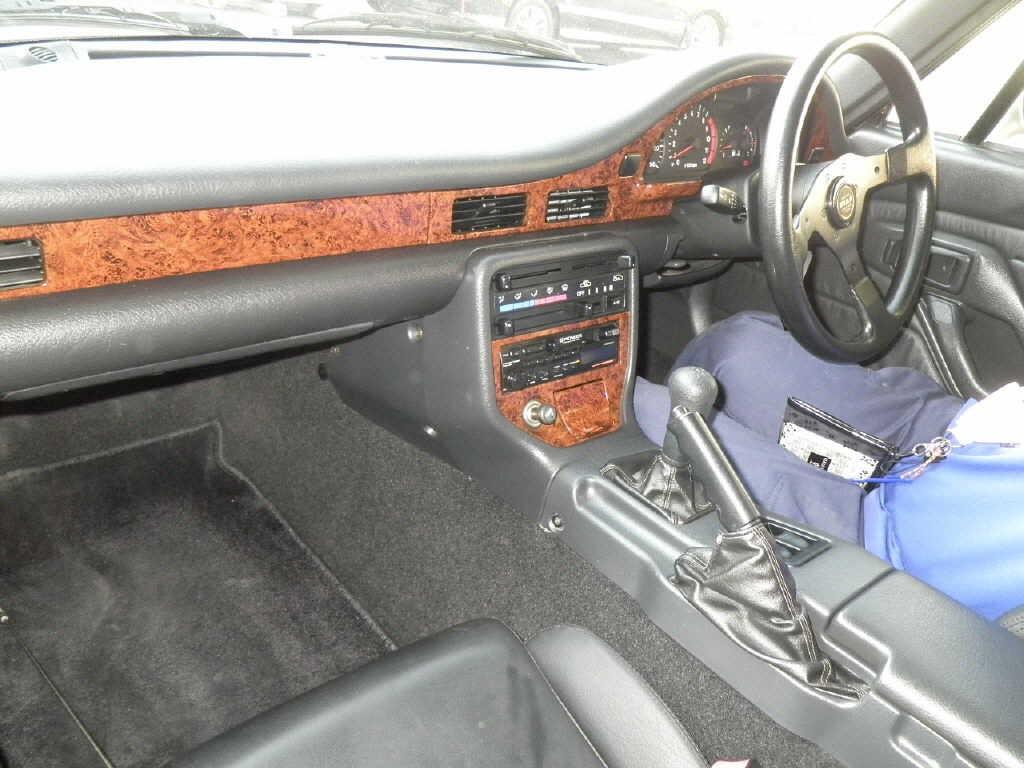 1992 Suzuki Cappuccino interior