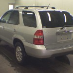 2003 Honda MDX rear