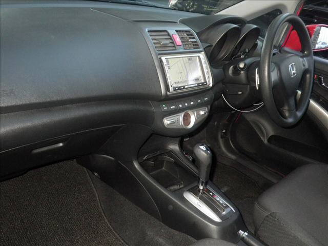2006 Honda Airwave interior
