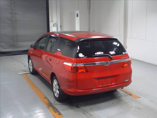 2006 Honda Airwave rear