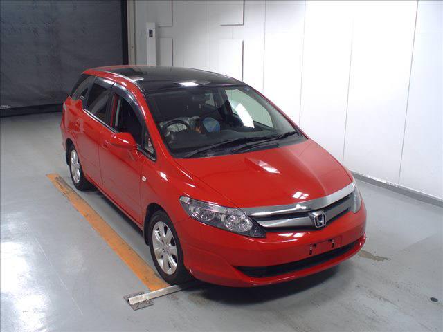 2006 Honda Airwave
