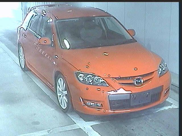 2007 Mazdaspeed3