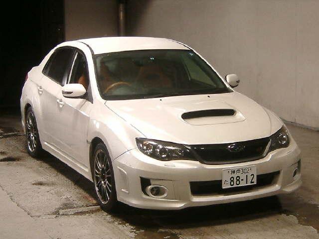 2010 Subaru WRX STI A-Line