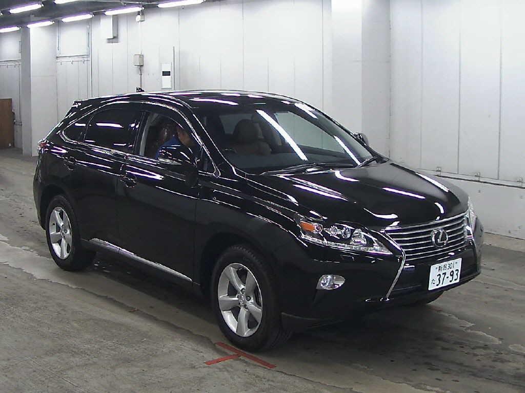 2014 Lexus RX
