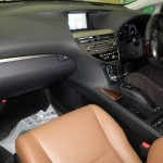 2014 Lexus RX interior