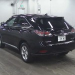 2014 Lexus RX rear