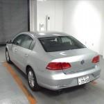 2014 Volkswagen Passat rear