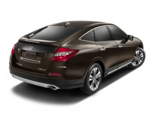 2015 Honda Crosstour rear