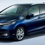 2015 Honda Jazz Shuttle Hybrid