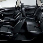 2015 Honda Jazz Shuttle interior