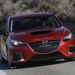 Mazda 3 MPS Rendering
