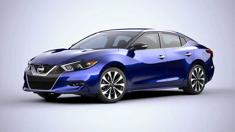 Official 2016 Nissan Maxima