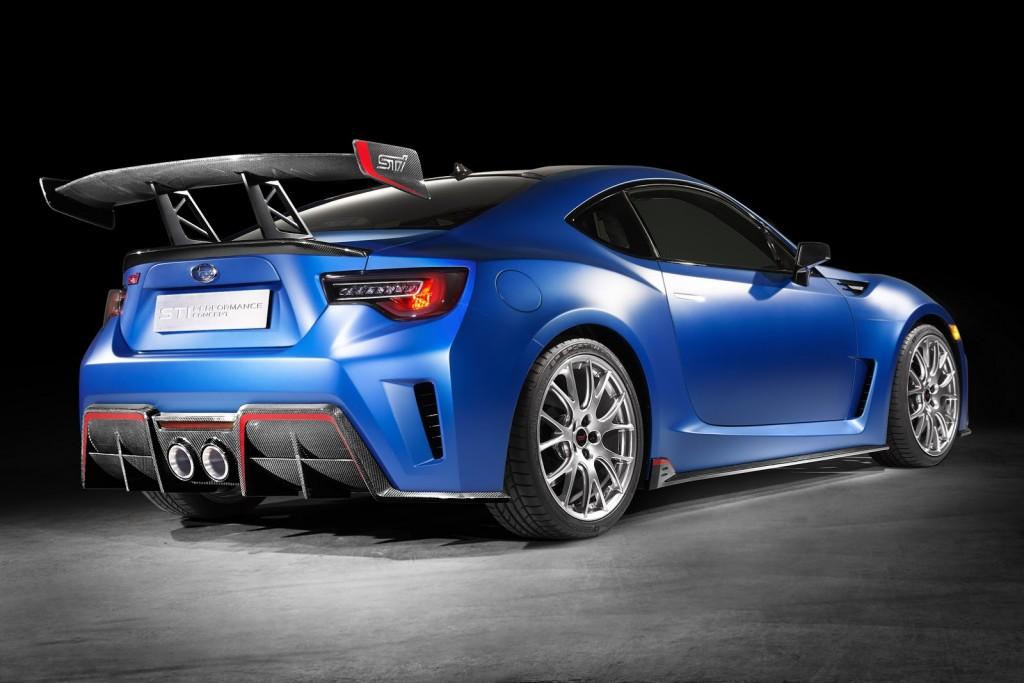Subaru BRZ Performance Concept