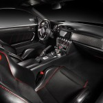 Subaru STI Performance Concept interior