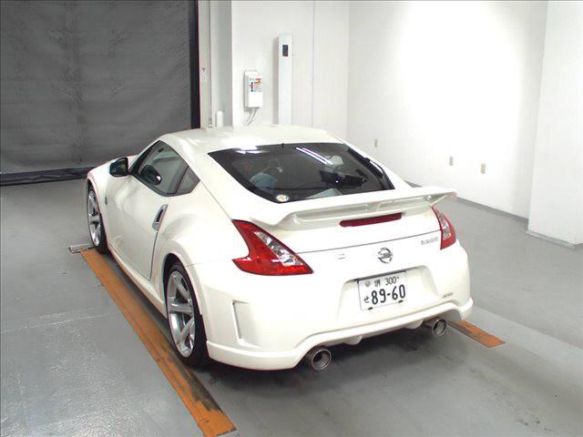 2009 Nissan Fairlady Z rear