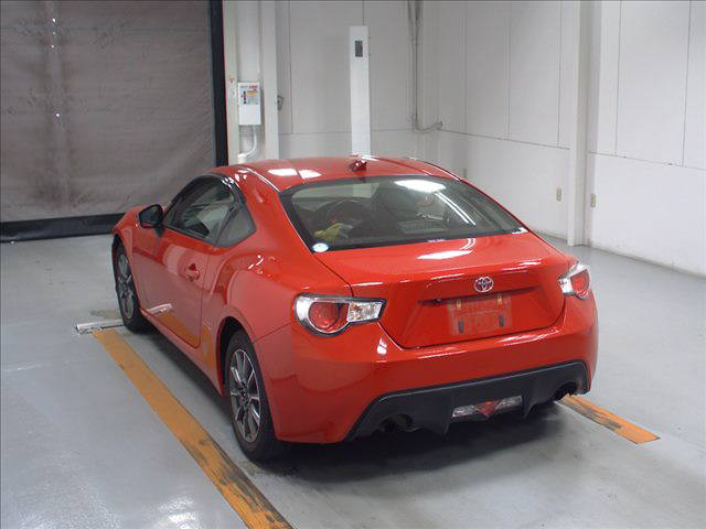 2012 Toyota 86 rear