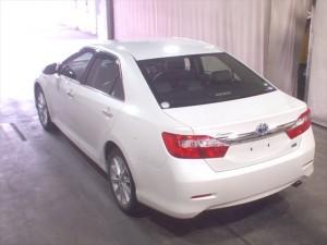 2012 Toyota Camry Hybrid rear