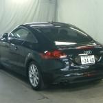 2013 Audi TT rear
