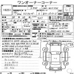 2013 Toyota FJ Cruiser auction sheet