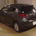 2014 Mazda Demio rear