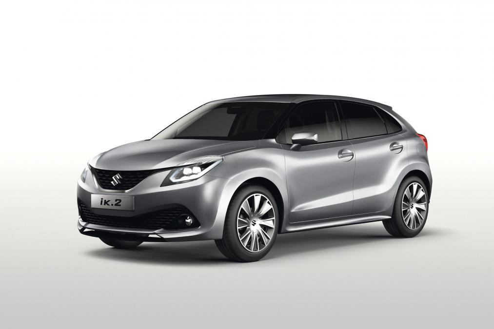 2015 Suzuki iK-2 Concept news