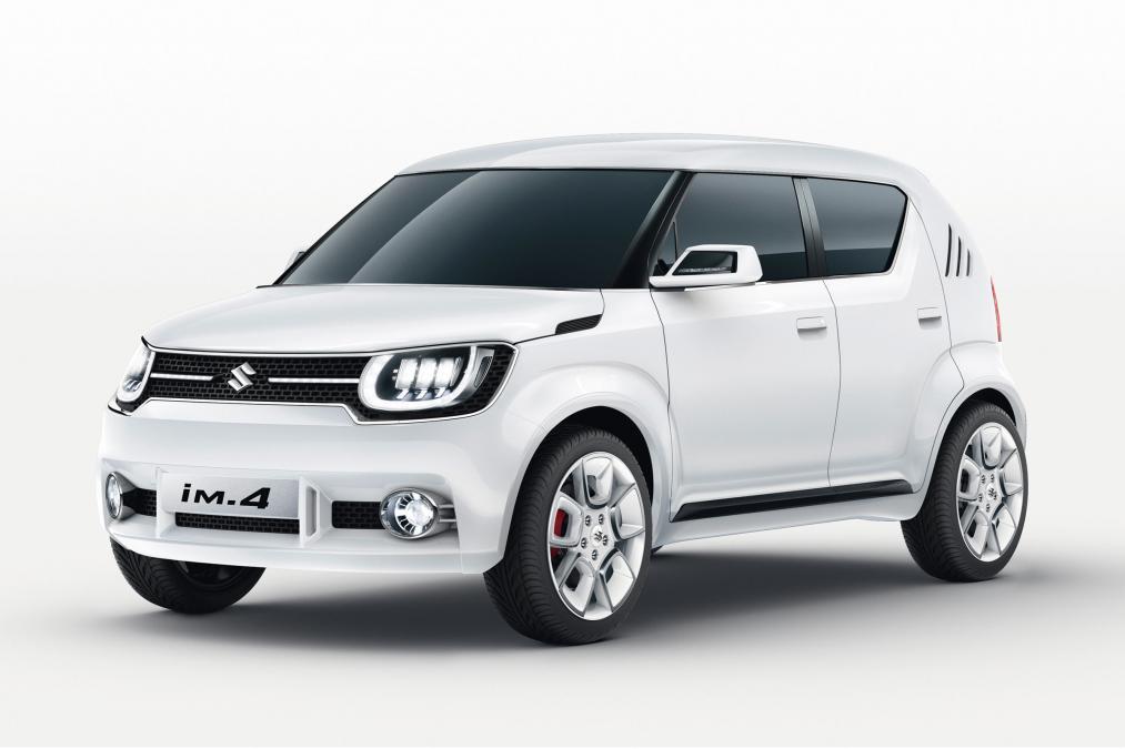 2015 Suzuki iM-4 Concept news
