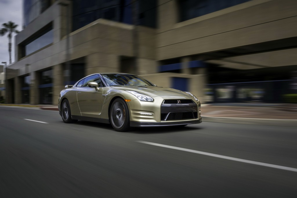 2016 Nissan GT-R 45th Anniversary Edition 3