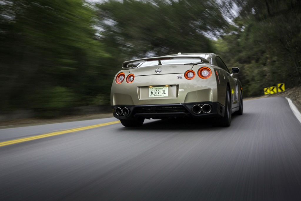 2016 Nissan GT-R 45th Anniversary Edition 4